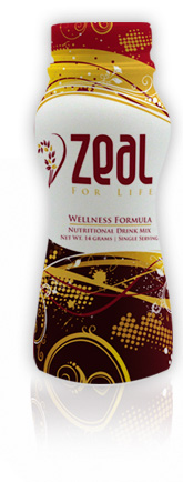 Zeal for Life Drink