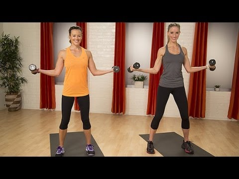 5 Minute Sexy Sculpted Arm Workout Popsugar Training