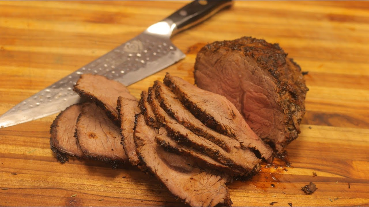how to cook a roast beef in air fryer